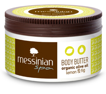 Messian Body Butter Lemon Fig