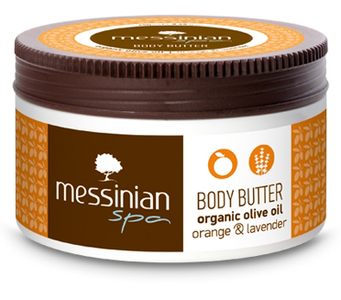 Messian Body Butter Orange